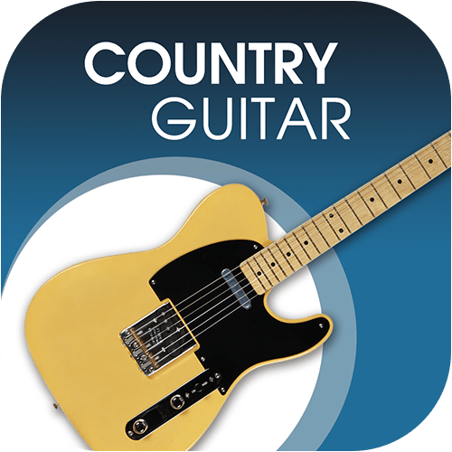 Country Guitar iPad App