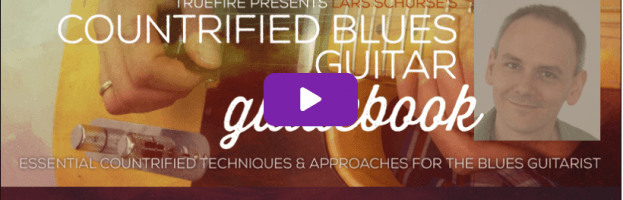 Countrified Blues Guitar Guidebook